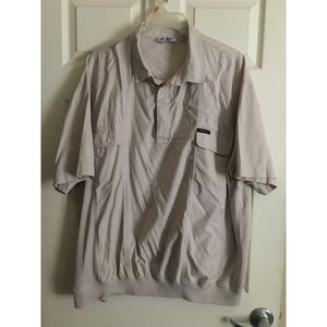 Members Only Men's Polo Shirt cotton Pullover 3X
